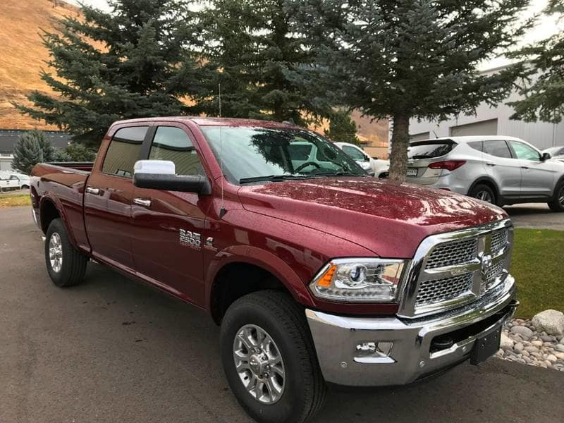 2018 Ram 2500 Crew Cab 4x4,  Pickup #NJ202 - photo 1