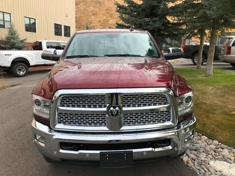 2018 Ram 2500 Crew Cab 4x4,  Pickup #NJ202 - photo 3