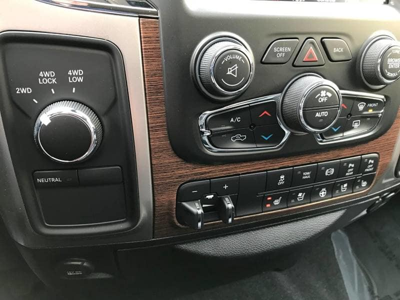2018 Ram 2500 Crew Cab 4x4,  Pickup #NJ202 - photo 34
