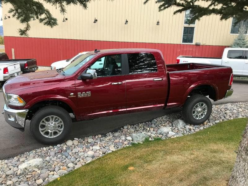 2018 Ram 2500 Crew Cab 4x4,  Pickup #NJ202 - photo 5