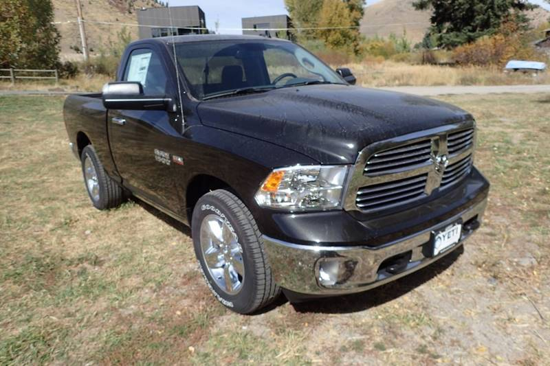 2018 Ram 1500 Regular Cab 4x4,  Pickup #NJ203 - photo 3