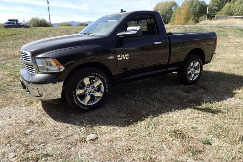 2018 Ram 1500 Regular Cab 4x4,  Pickup #NJ203 - photo 1