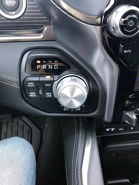 2019 Ram 1500 Crew Cab 4x4,  Pickup #NJ223 - photo 17
