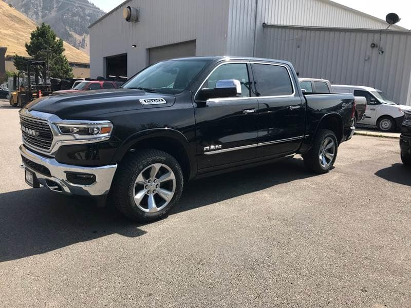 2019 Ram 1500 Crew Cab 4x4,  Pickup #NJ223 - photo 4