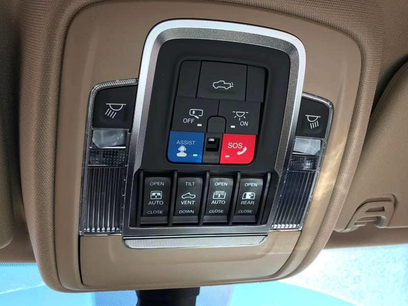 2019 Ram 1500 Crew Cab 4x4,  Pickup #NJ238 - photo 36