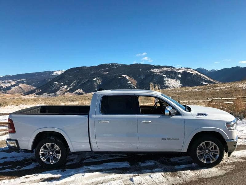 2019 Ram 1500 Crew Cab 4x4,  Pickup #NJ238 - photo 5
