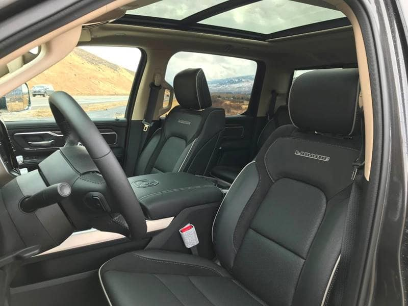 2019 Ram 1500 Crew Cab 4x4,  Pickup #NJ245 - photo 17