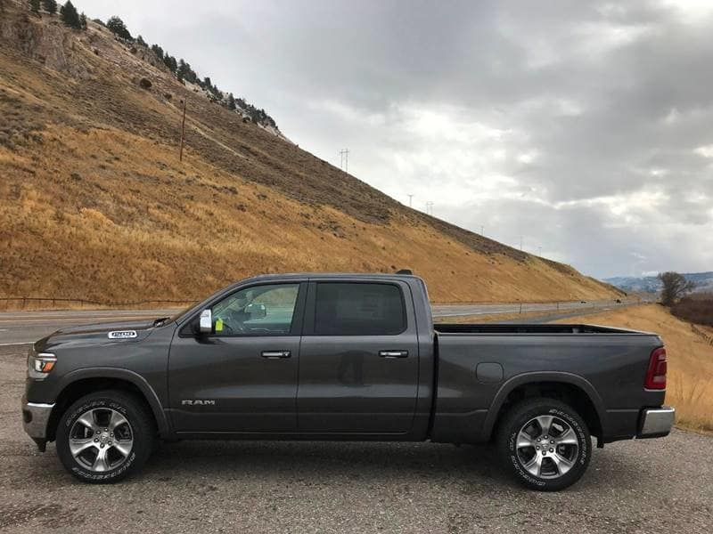 2019 Ram 1500 Crew Cab 4x4,  Pickup #NJ245 - photo 4