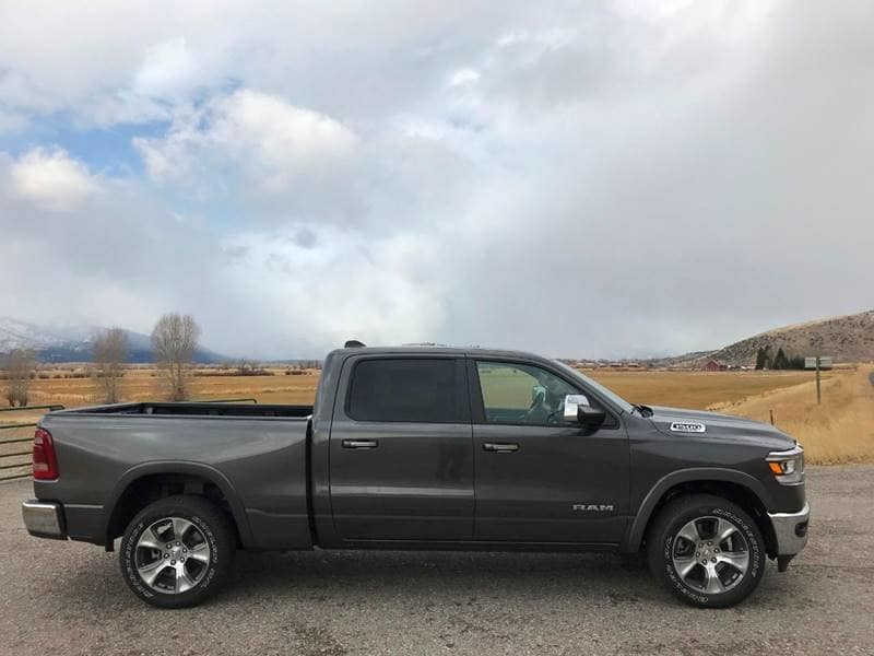 2019 Ram 1500 Crew Cab 4x4,  Pickup #NJ245 - photo 5