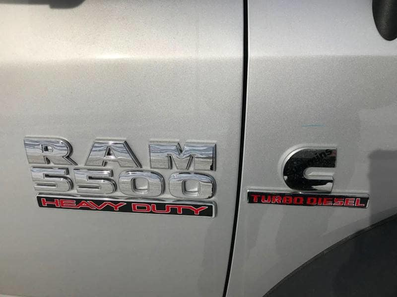 2018 Ram 5500 Crew Cab DRW 4x4,  Platform Body #NJ251 - photo 11