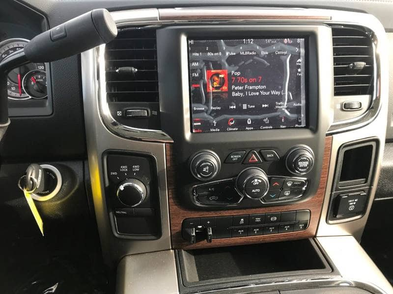 2018 Ram 5500 Crew Cab DRW 4x4,  Platform Body #NJ251 - photo 28