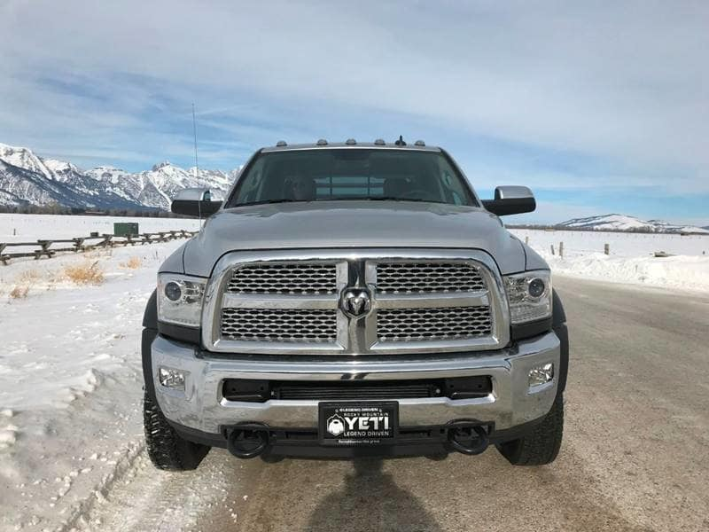 2018 Ram 5500 Crew Cab DRW 4x4,  Platform Body #NJ251 - photo 5