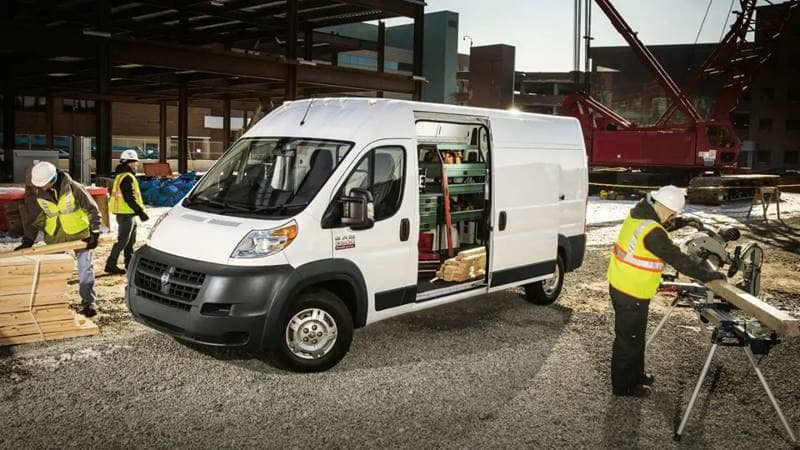 2019 ProMaster 2500 High Roof FWD,  Empty Cargo Van #NJ280 - photo 32