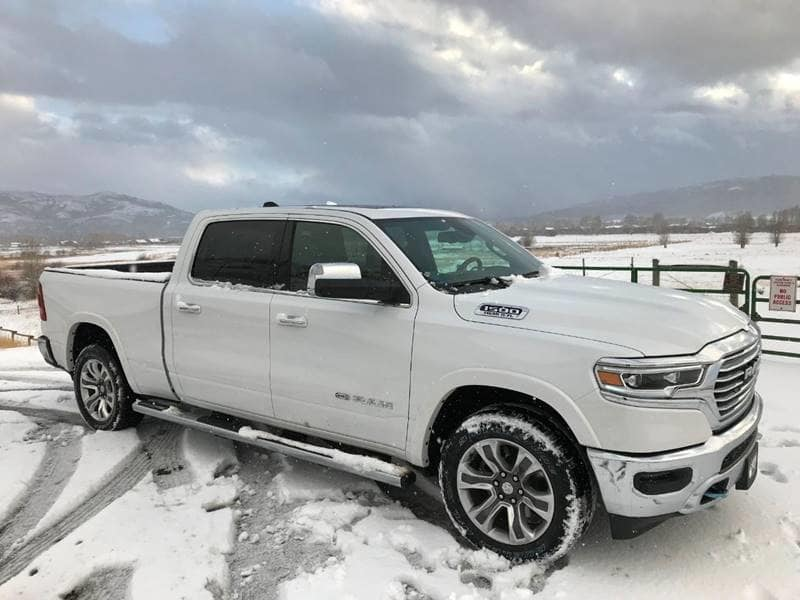 2019 Ram 1500 Crew Cab 4x4,  Pickup #NJ285 - photo 1