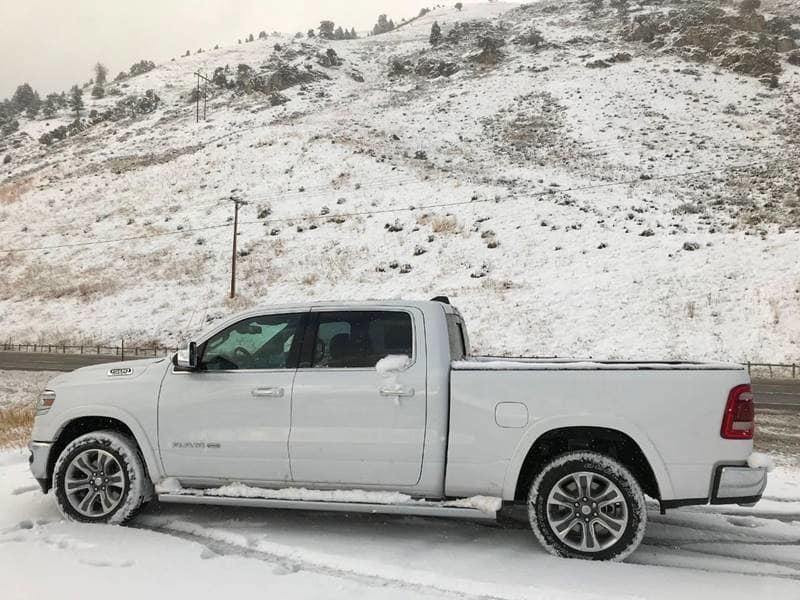 2019 Ram 1500 Crew Cab 4x4,  Pickup #NJ285 - photo 4
