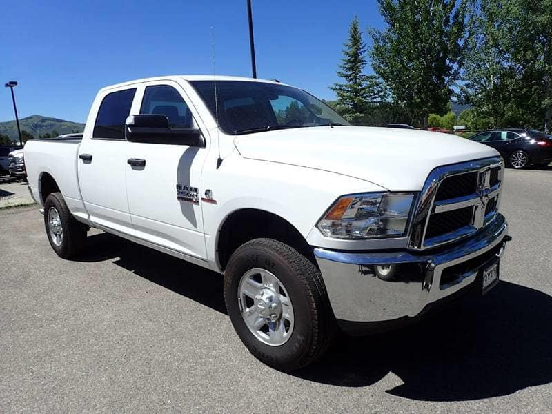 2018 Ram 2500 Crew Cab 4x4,  Pickup #NJ287 - photo 1