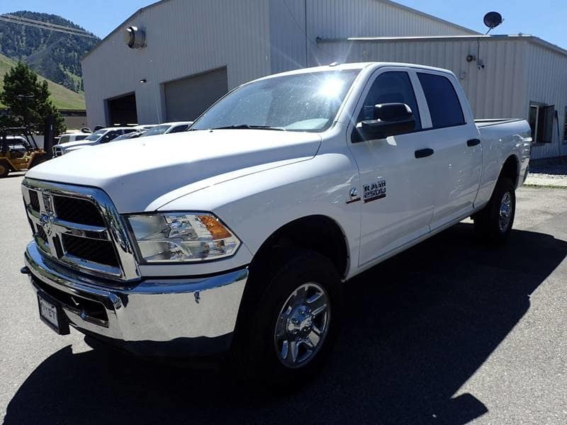 2018 Ram 2500 Crew Cab 4x4,  Pickup #NJ287 - photo 4