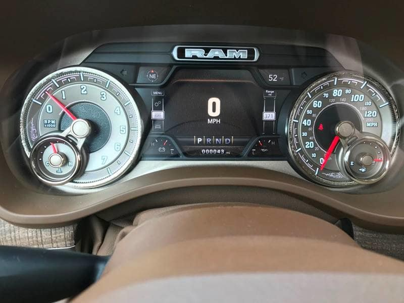 2019 Ram 1500 Crew Cab 4x4,  Pickup #NJ293 - photo 28