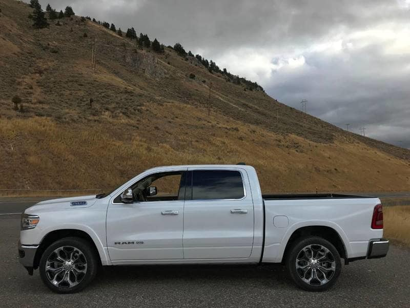 2019 Ram 1500 Crew Cab 4x4,  Pickup #NJ293 - photo 4
