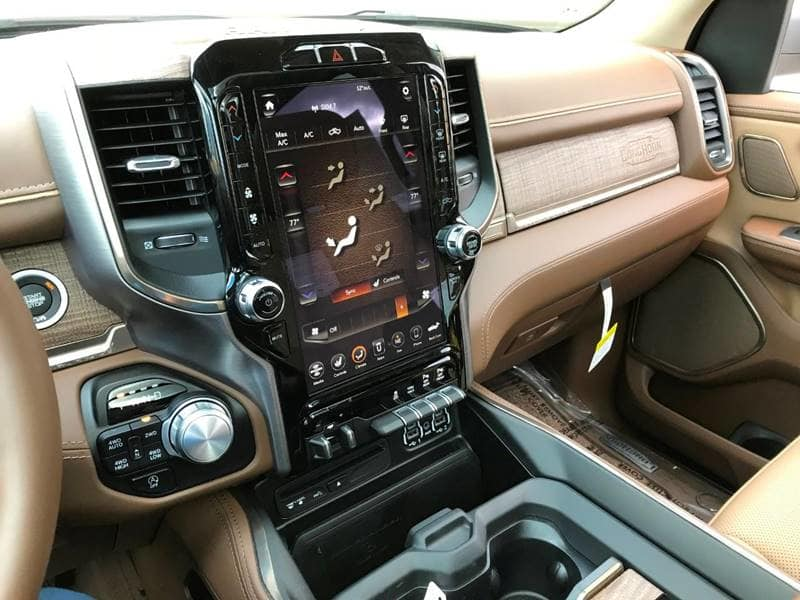 2019 Ram 1500 Crew Cab 4x4,  Pickup #NJ293 - photo 31