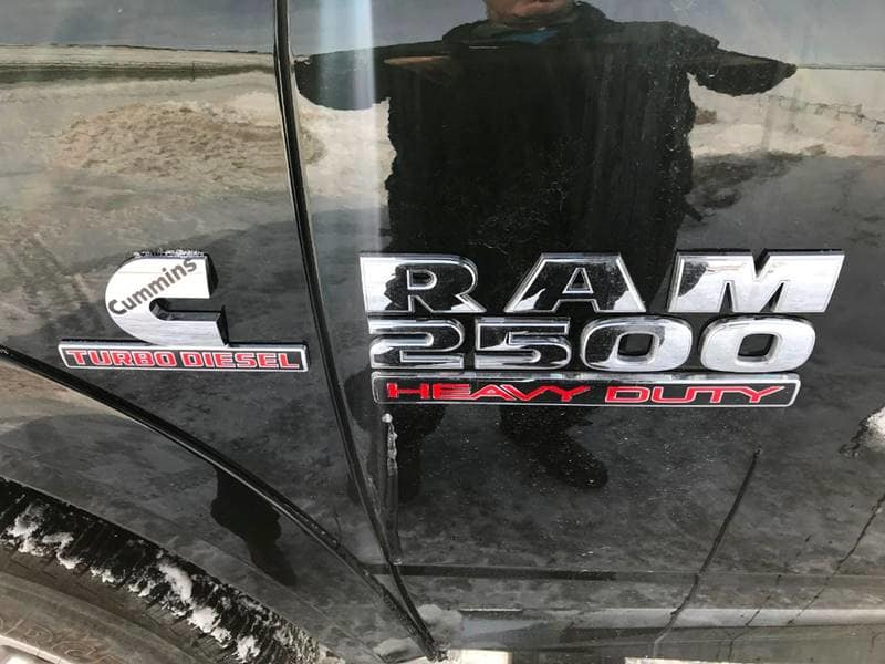 2018 Ram 2500 Crew Cab 4x4,  Pickup #NJ339 - photo 8