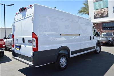 2018 ProMaster 3500 High Roof FWD,  Empty Cargo Van #30106 - photo 8