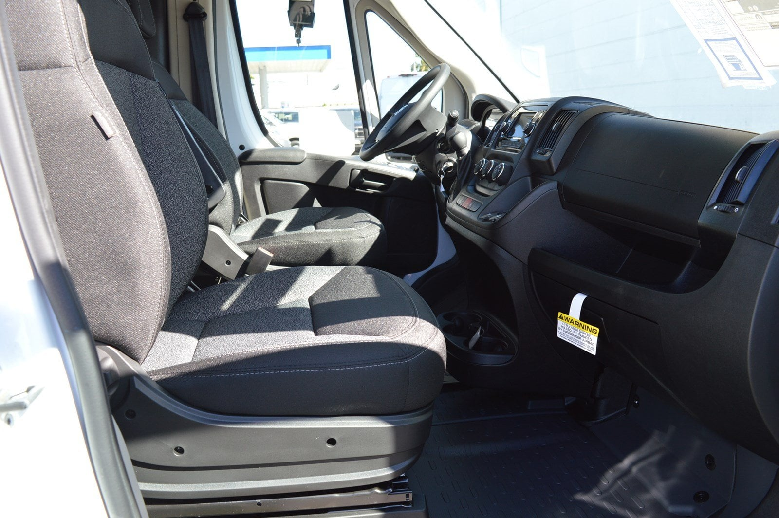 2018 ProMaster 2500 High Roof FWD,  Adrian Steel Upfitted Cargo Van #30188 - photo 3