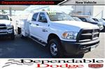 2018 Ram 3500 Crew Cab DRW 4x2,  Contractor Body #30224 - photo 1