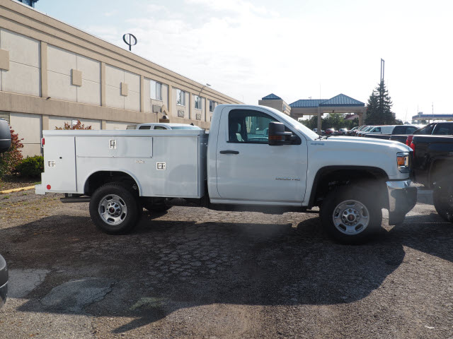 2017 Sierra 2500 Regular Cab 4x4,  Reading Service Body #G171428 - photo 3