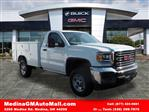 2017 Sierra 2500 Regular Cab 4x4,  Reading Service Body #G171428 - photo 1