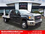 2018 Sierra 3500 Crew Cab 4x4,  Hillsboro Platform Body #G180158 - photo 1