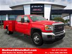 2018 Sierra 3500 Crew Cab 4x4,  Knapheide Service Body #G180232 - photo 1