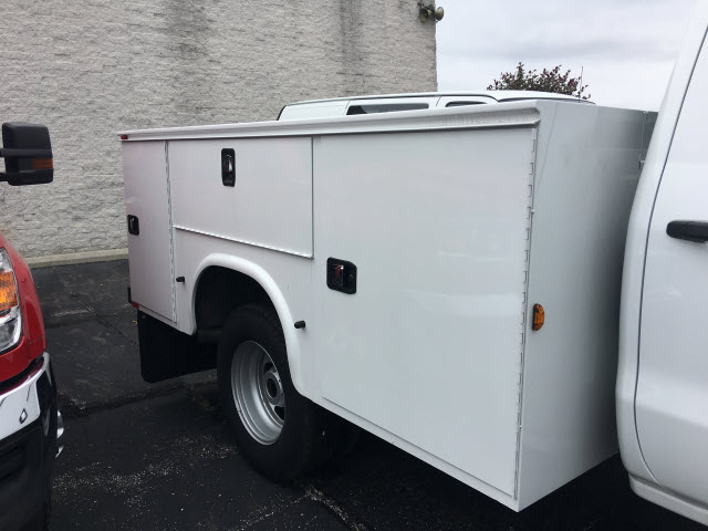 2018 Sierra 3500 Crew Cab 4x4,  Knapheide Service Body #G180722 - photo 3