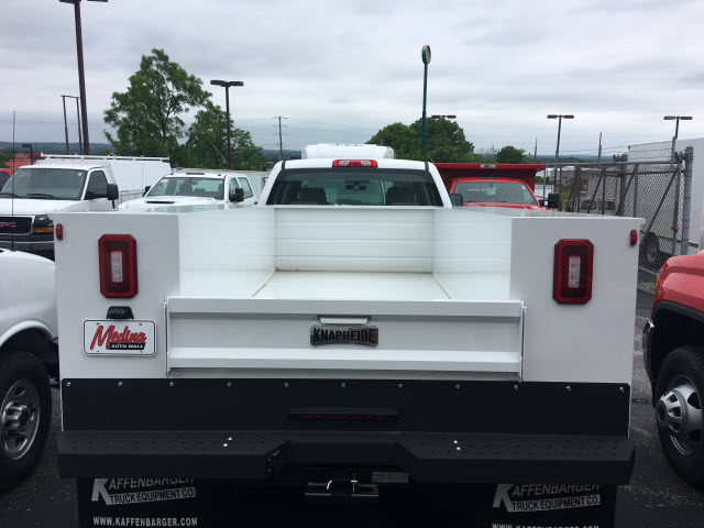 2018 Sierra 3500 Crew Cab 4x4,  Knapheide Service Body #G180722 - photo 2