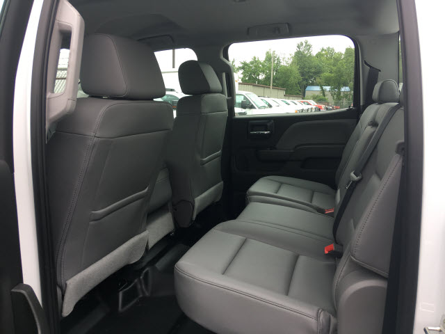 2018 Sierra 3500 Crew Cab 4x4,  Knapheide Service Body #G180722 - photo 4