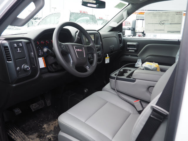 2018 Sierra 3500 Regular Cab 4x4,  Reading Dump Body #G180745 - photo 5