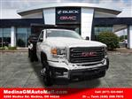 2018 Sierra 3500 Regular Cab 4x4,  Reading Dump Body #G180745 - photo 1