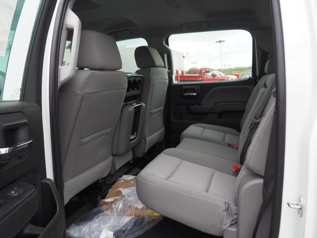 2018 Sierra 3500 Crew Cab 4x4,  Monroe Dump Body #G181356 - photo 4