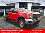 2018 Sierra 3500 Extended Cab 4x4,  Cab Chassis #G181594 - photo 1