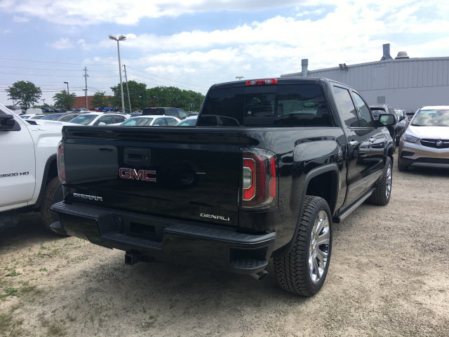 2018 Sierra 1500 Crew Cab 4x4,  Pickup #G181732 - photo 2