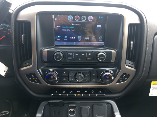 2018 Sierra 1500 Crew Cab 4x4,  Pickup #G181732 - photo 7