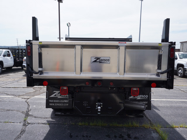 2018 Sierra 3500 Regular Cab 4x4,  Rugby Dump Body #G181864 - photo 2