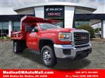 2018 Sierra 3500 Regular Cab 4x4,  Rugby Dump Body #G181869 - photo 1