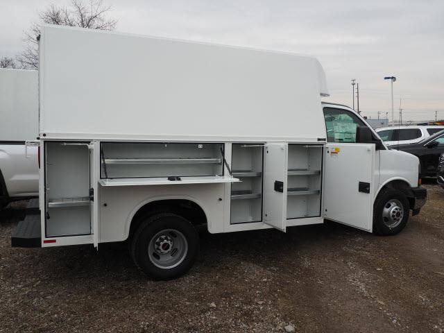 2019 Savana 3500 4x2, Knapheide Service Utility Van #G190916 - photo 1