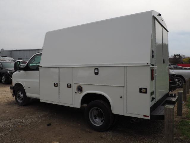 2019 Savana 3500 4x2, Knapheide Service Utility Van #G191664 - photo 1
