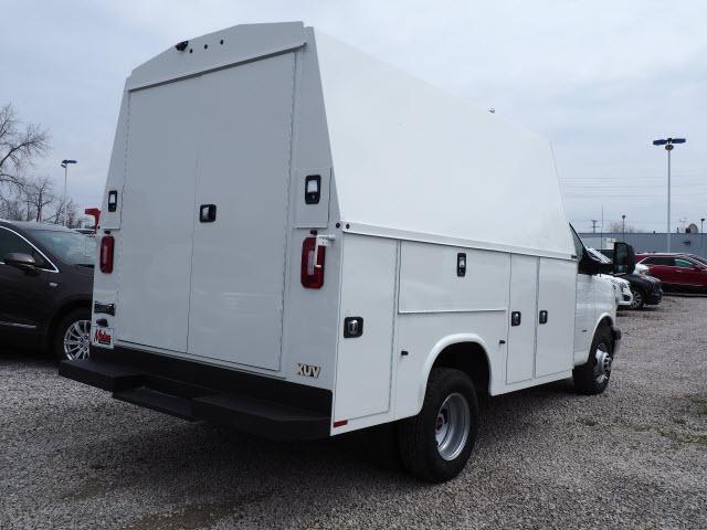 2019 Savana 3500 4x2, Knapheide Service Utility Van #G191766 - photo 1