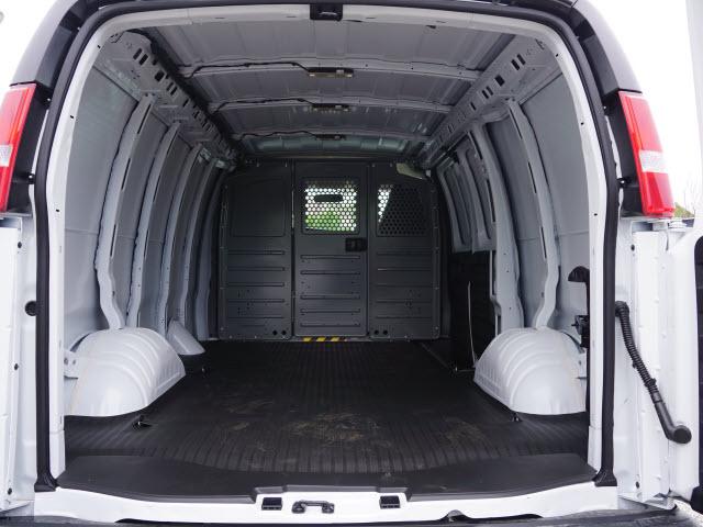 2019 Savana 2500 4x2,  Empty Cargo Van #G191910 - photo 2