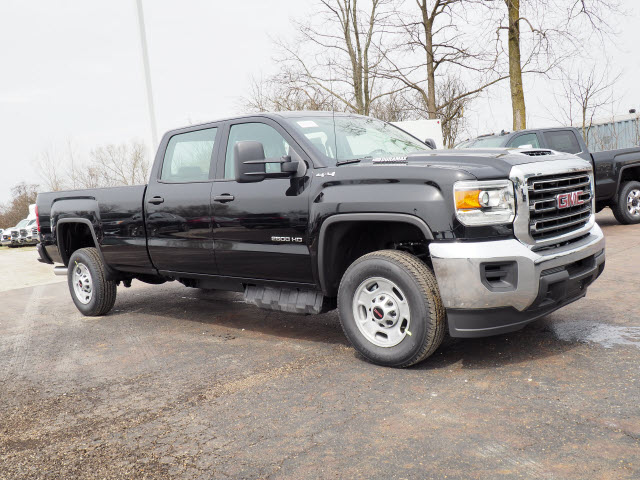 2019 Sierra 2500 Crew Cab 4x4, Pickup #G191934 - photo 1