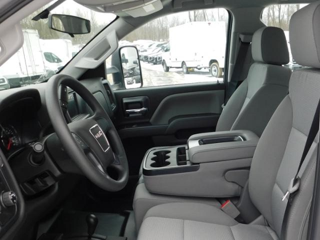 2019 GMC Sierra 2500 Double Cab 4x4, Monroe MSS II Service Body #G192701 - photo 11