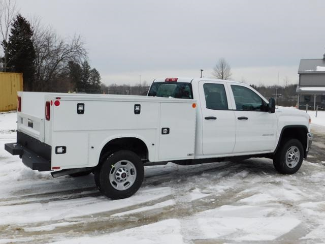 2019 GMC Sierra 2500 Double Cab 4x4, Monroe MSS II Service Body #G192701 - photo 2